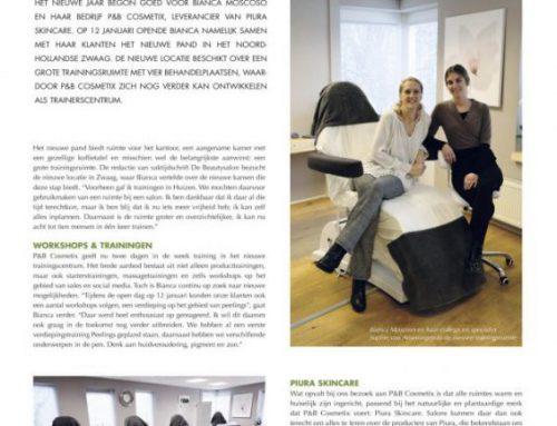 🌸 Artikel in Vaktijdschrift de Beautysalon 🌸