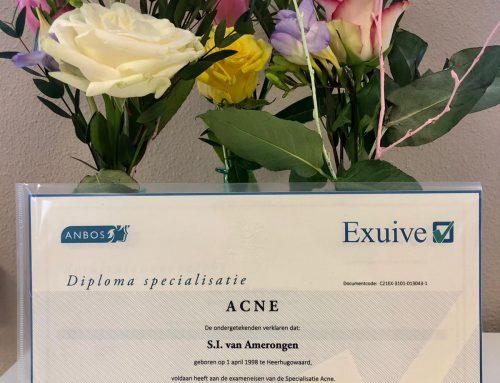 Diploma specialisatie acne
