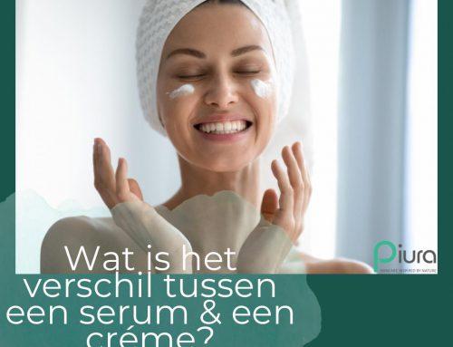 Wat is het verschil tussen een serum en een dagcrème?
